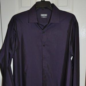 Kenneth Cole Reaction Dress Shirt- Slim Fit